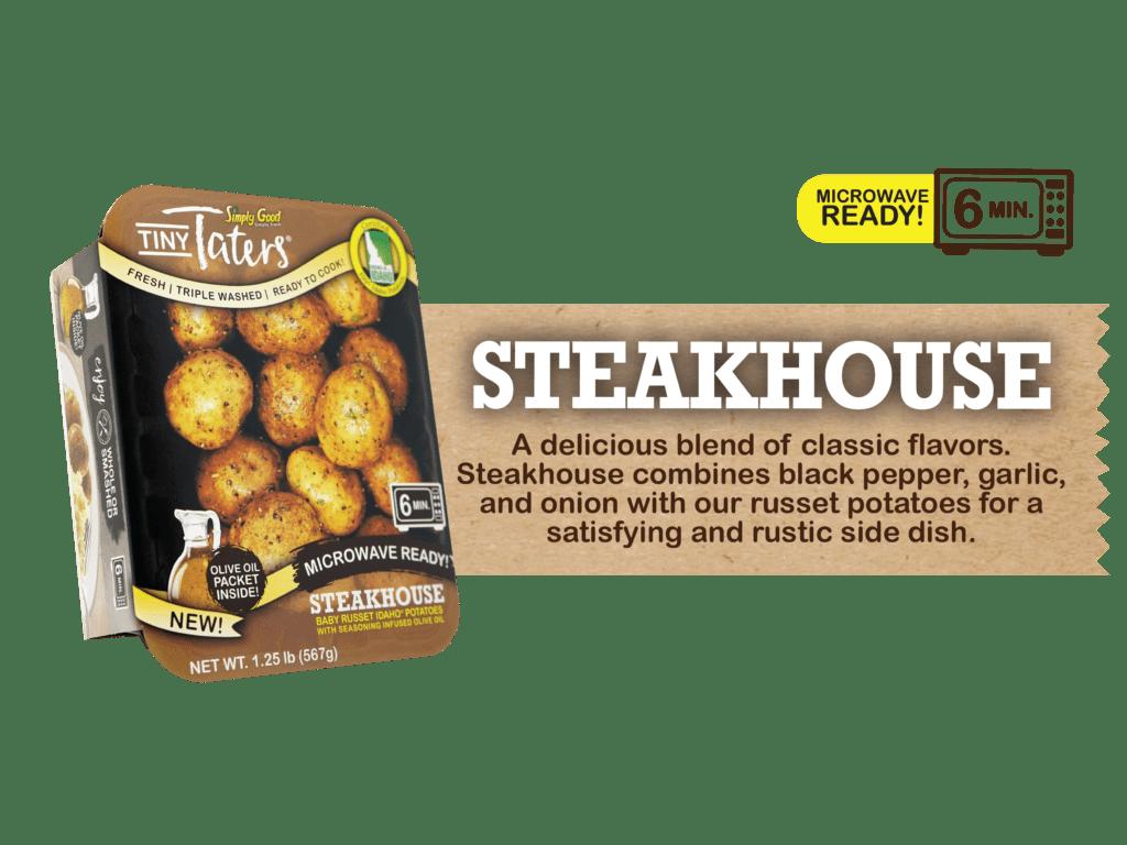 Eagle Eye Produce Tiny Taters Steakhouse Flavor