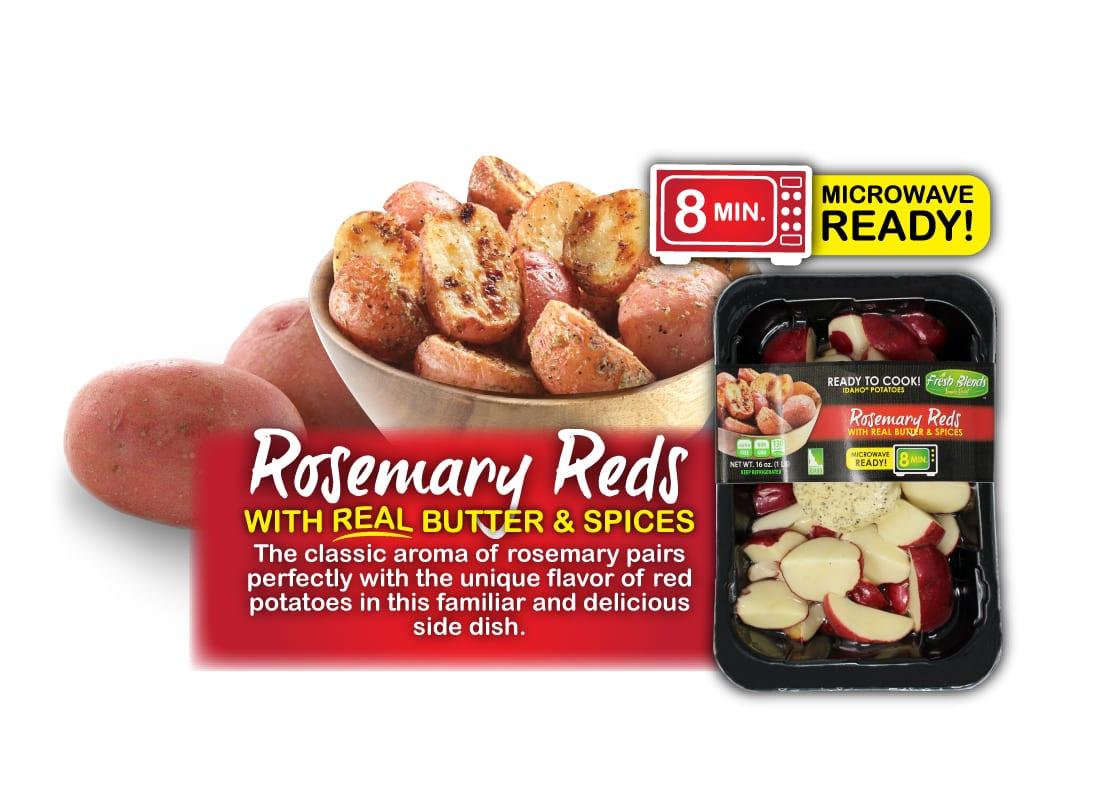 Eagle Eye Produce Fresh Blends Rosemary Reds