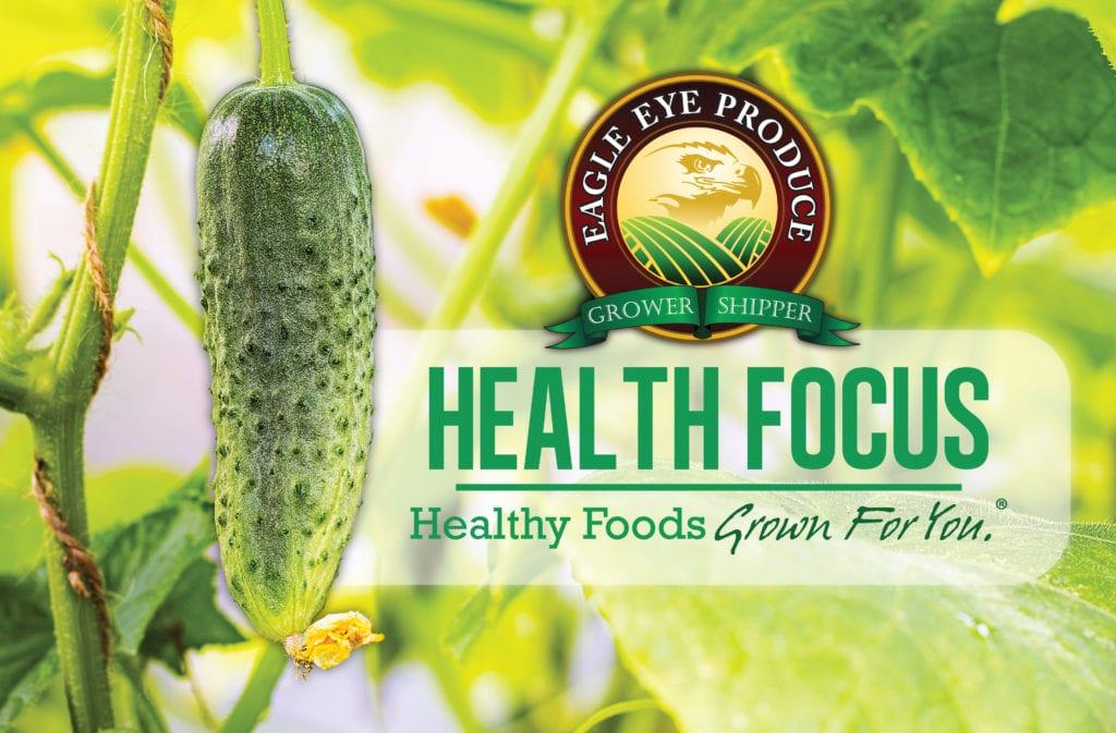 Eagle Eye Produce Cucumbers